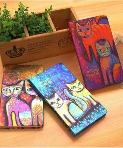 блокнот искусство кошки 402181 фотография