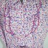 блуза летняя для девочки лето 930 фотография №2