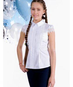 блузка для девочки школьная 507171 фотография