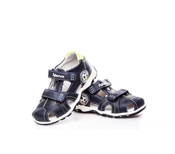 босоножки для мальчика с закрытым носком, 27-32 3333 фотография