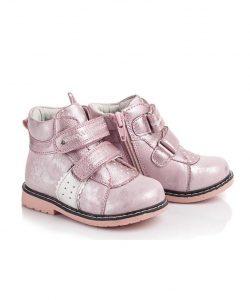 ботинки демисезонные для девочки 16-35 фотография