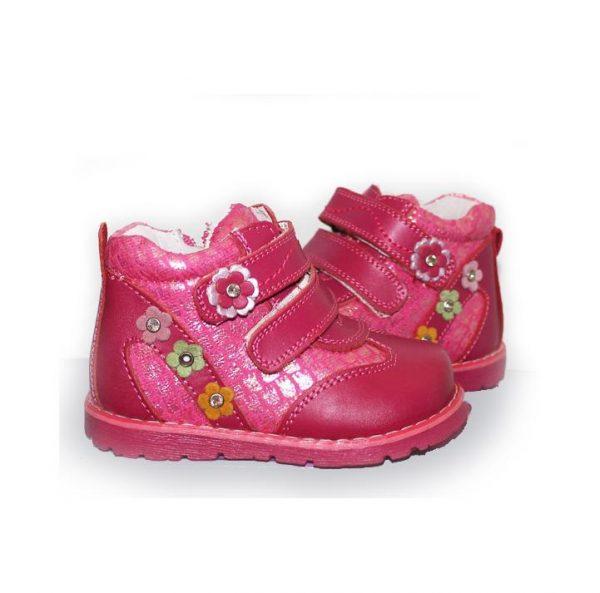 ботинки демисезонные для девочки весна осень FS011 фотография