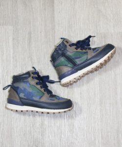 ботинки для мальчика на весну осень 130118 фотография