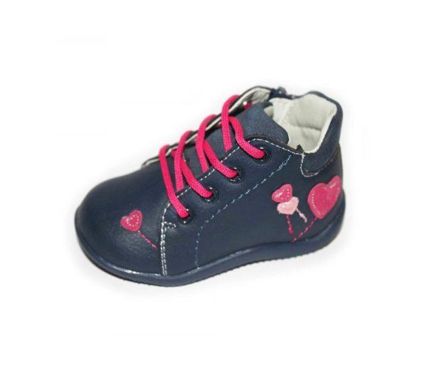 ботинки детские для девочки весна осень 604 фотография