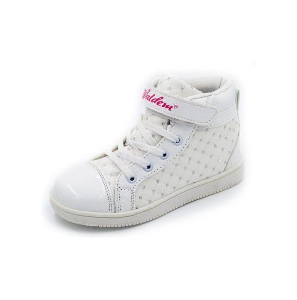 ботинки для девочки белые весна осень 20117 фотография
