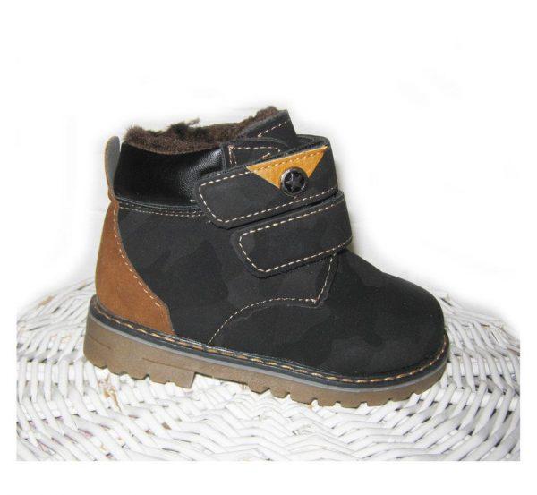 ботинки для маленького мальчика 611171 фотография