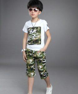 бриджи на мальчика подростка хаки 200418 фотография