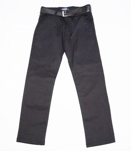 брюки детские для мальчика с поясом 8321 307160 фотография