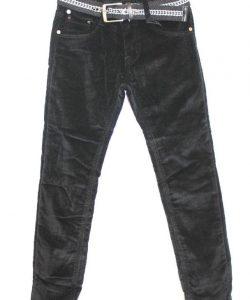 брюки вельветовые для мальчика на флисе 89971 фотография