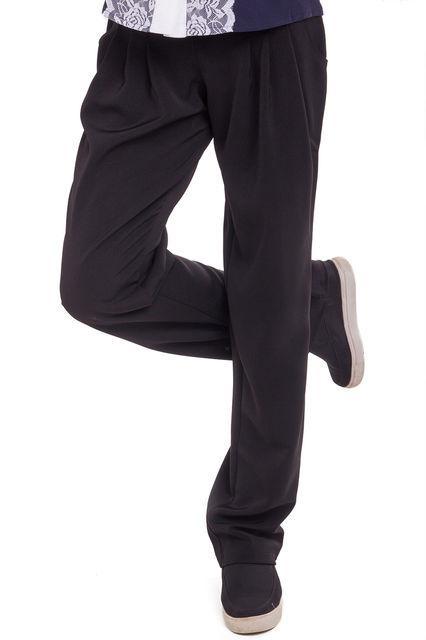 брюки школьные классические на девочку 40816 фотография