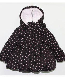 детская демисезонная куртка для маленькой девочки 2809 фотография
