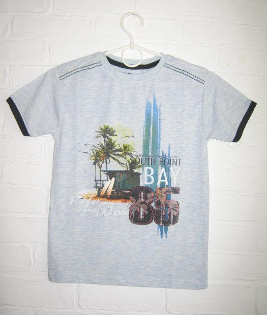 детская футболка для мальчика 7060 фотография