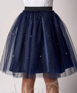 детская нарядная юбка для девочки, хит 2320 фотография