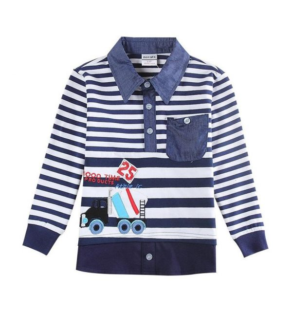 детская рубашка-обманка 5832 фотография