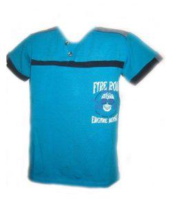 детская футболка для мальчика с пуговицами 260416 фотография