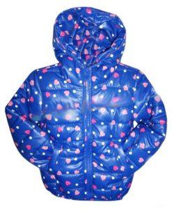детская куртка демисезонная для девочки 230216 фотография