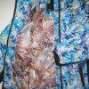 детская куртка ветровка для девочки в спортивном стиле 609162 фотография №4
