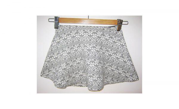 детская расклешенная юбка для девочки zara 1068 фотография