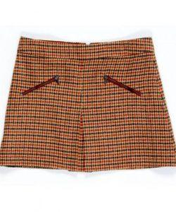 детская теплая юбка для девочки zara 1077 фотография