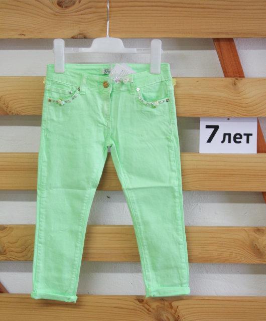 детские летние брюки на девочку 2605171 фотография