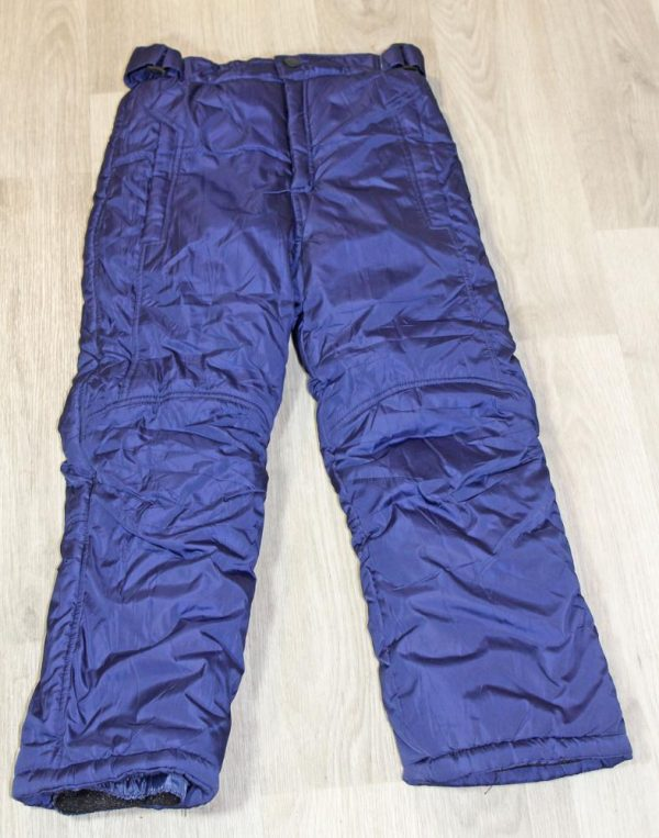 детские теплые зимние штаны 1810152 фотография