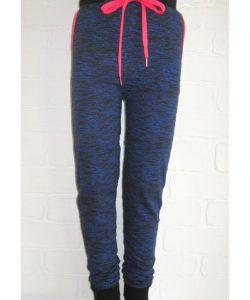 детские утепленные спортивные штаны на девочку 31116 фотография