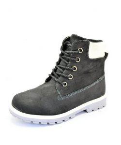 детские зимние ботинки для мальчика 12801 фотография