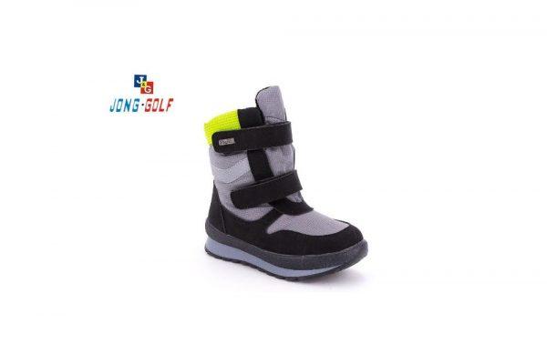 детские зимние ботинки на мальчика, дутики 2693 фотография