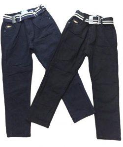 детские зимние брюки на флисе для мальчика 2727 фотография