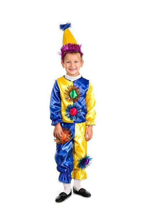 детский карнавальный костюм для мальчика, петрушка петрушка фотография