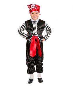 детский карнавальный костюм для мальчика, пират пират фотография