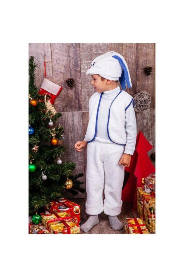 детский карнавальный костюм на мальчика, зайченок зайченок фотография