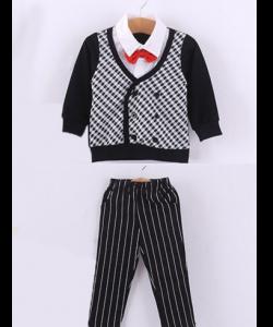 детский нарядный костюм для мальчика 21215 фотография