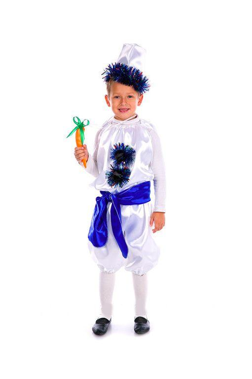 детский новогодний костюм, снеговик снеговик фотография
