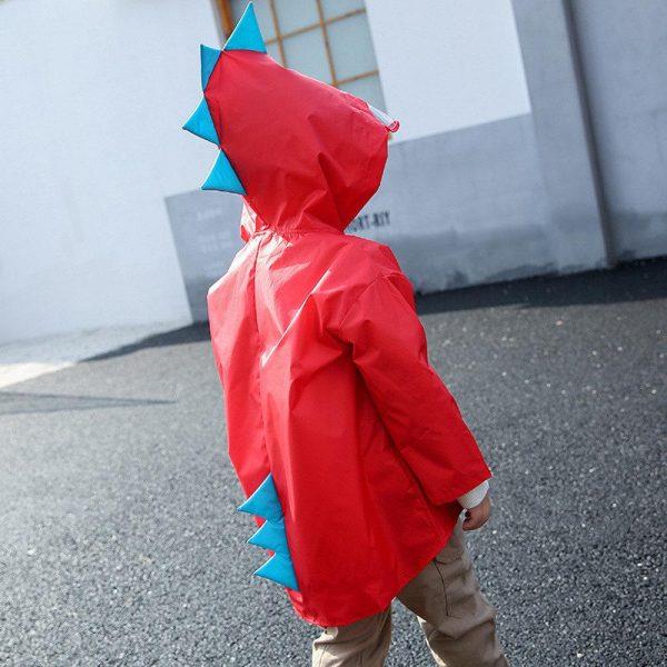 детский плащ дождевик дракончик 407188 фотография
