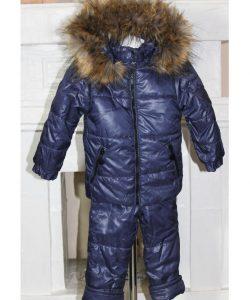 детский зимний костюм для мальчика, модник 201016 фотография