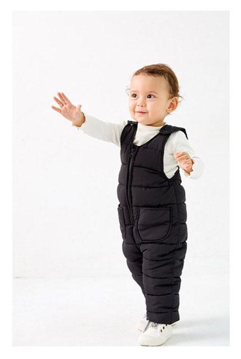 детский зимний полукомбинезон для мальчика 32000 фотография