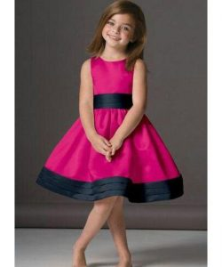 детское красивое платье для девочки настя, размеры 122-146 160318 фотография