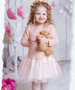 детское нарядное платье для девочки 912162 фотография