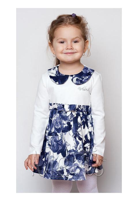 детское нарядное платье для девочки 403163 фотография