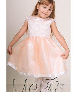 детское праздничное платье для девочки 212162 фотография