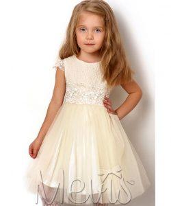 детское праздничное платье для девочки, маленькая фея 2610 фотография