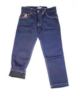детски зимние теплые джинсы на мальчика 112162 фотография