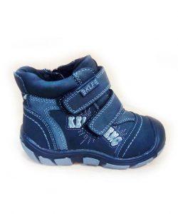 детские ботинки для мальчика на липучках весна осень 749-1 фотография
