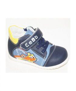 детские ботинки для мальчика, вертолетик 133 фотография