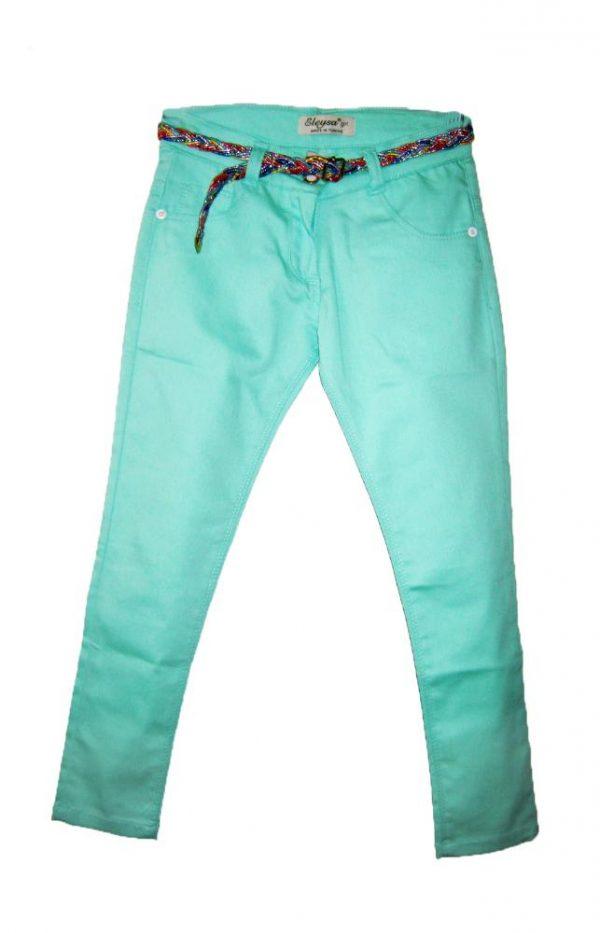 детские брюки на девочку, лето 280316 фотография
