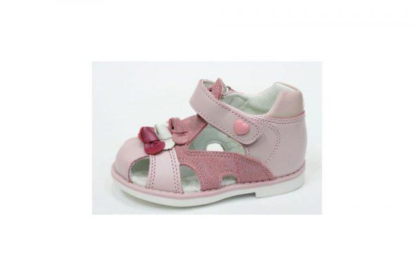 детские кожаные босоножки для девочки том.м 8932 фотография