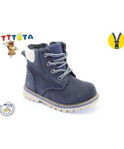 детские зимние ботинки для мальчика 1281 фотография