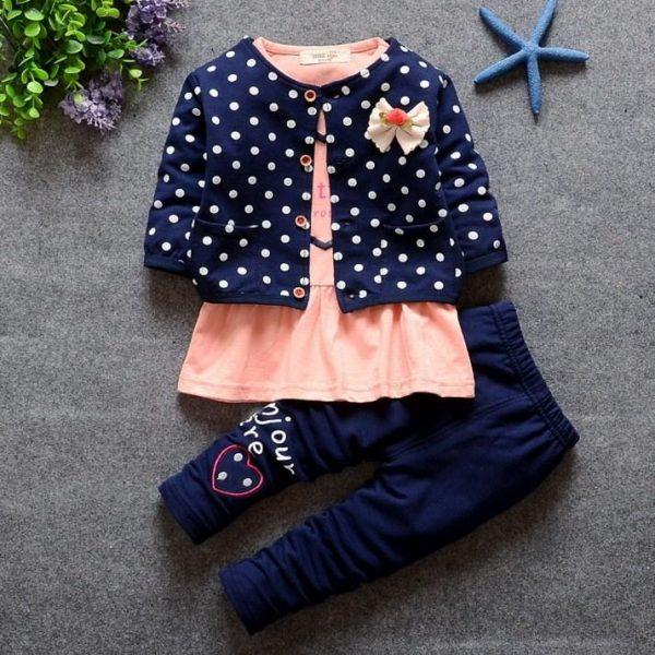 детский нарядный костюм для девочки тройка 115216 фотография