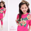 детский спортивный костюм на девочку розы 271215 фотография №4